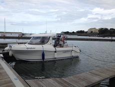 Quicksilver 640 Pilothouse Boat