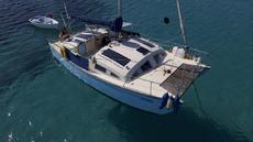 Heavenly Twins catamaran 26 Mark II III