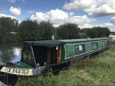 Tryst 50 Traditional Narrowboat