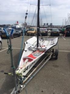 29er sail number 480