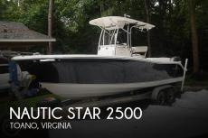 2011 Nautic Star 2500 XS Offshore