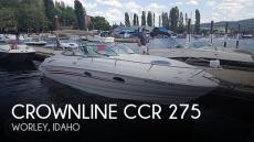 2005 Crownline CCR 275