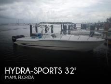 1989 Hydra-Sports 3300 VSF