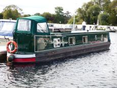 2013 Collingwood Narrowboat