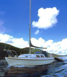 Seamaster Sailer 23 Sailing Yacht