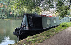 60ft Trad Narrowboat, London