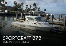 2000 Sportcraft 272 Sportfisher