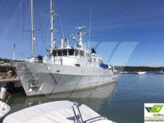 34m / 24 pax Cruise Ship for Sale / #626