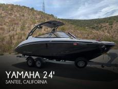2015 Yamaha 242 Limited S H.O.