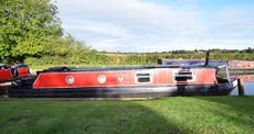 45' Cruiser stern 2006 lovely condition