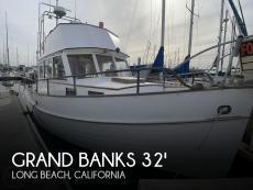1971 Grand Banks 32 Sedan