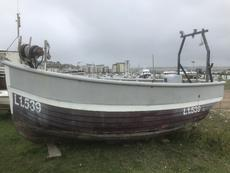 5.5m Sussex Cob Fishing Vessel (diesel inboard)