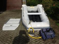 Waveline 2.9m inflatable dinghy