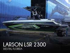 2016 Larson LSR 2300