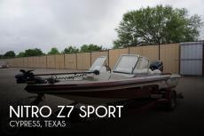 2016 Nitro Z7 Sport