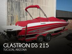 2008 Glastron DS 215