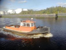 Damen Pushycat 42 tug workboat