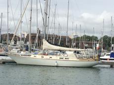 40 foot c&c yacht crusader