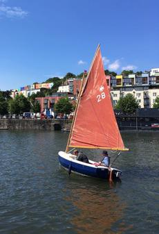 Cormorant Sailing Dinghy
