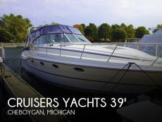 1989 Cruisers Yachts Esprit 3670
