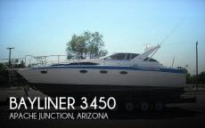 1987 Bayliner 3450 Avanti Sunbridge