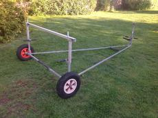 Bargain Double stacking trailer