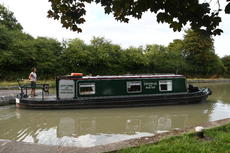 38 foot cruiser stern narrowboat