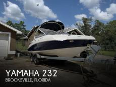 2009 Yamaha 232 Limited S