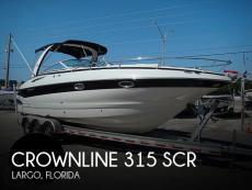 2006 Crownline 315 SCR