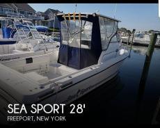 2000 Sea Sport 2744 Walkaround