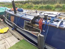 Nelson Cruiser Stern Narrowboat 32ft