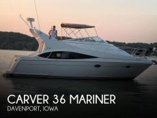 2006 Carver 36 Mariner