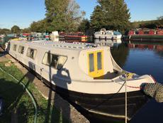 55' Narrowboat