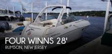 2004 Four Winns 288 Vista