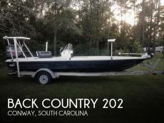 2000 Back Country 202 Pro Guide