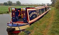 BECOME A CO-OWNER OF A LUXURY NARROWBOAT