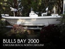 2017 Bulls Bay 2000