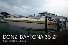 2005 Donzi Daytona 35 ZF