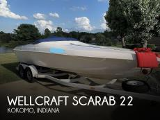 1996 Wellcraft Scarab 22