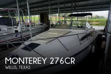 1995 Monterey 276CR