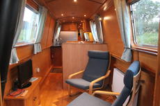 NARROWBOAT 57' RECENTLY FITTED OUT