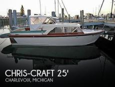 1961 Chris-Craft Cavalier