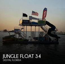2017 Jungle Float 34 Jungle Float
