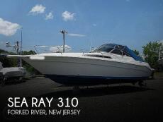 1990 Sea Ray 310 Express Cruisers