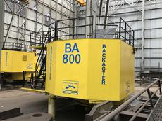 BACKACTER 700 & 800 PARTS AUCTION