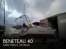 1997 Beneteau 40 CC Oceanis