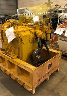 MASSON MARINE GEARBOX NGC / REDUCTION 4.583:1