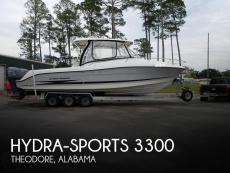 2006 Hydra-Sports Vector 3300 VX