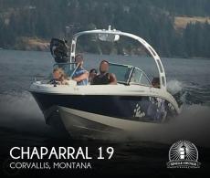 2013 Chaparral H20 19 Sport