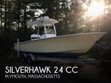 2001 Silverhawk 24 CC